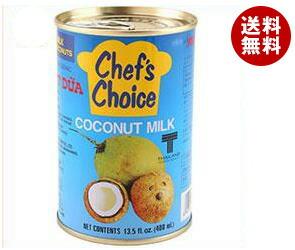 【送料無料】 ユウキ食品 ココナツミルク(4号缶) 400ml缶×12個入 ※北海道・沖縄・離島は別途送料が必要。