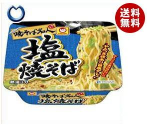 【送料無料】 東洋水産 焼そば名人 塩焼そば 109g×12個入