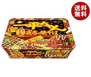 【送料無料】 明星食品 一平ちゃん夜店の焼そば 135g×12個入