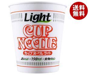 【送料無料】 日清食品 カップヌードル ライト 53g×12個入