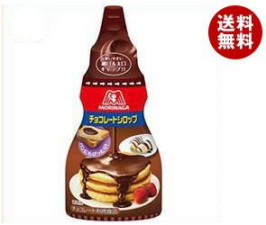 【送料無料】【2ケースセット】 森永製菓 チョコレートシロップ 200g×40(5×8)本入×(2ケース) ※北海道・沖縄・離島は別途送料が必要。