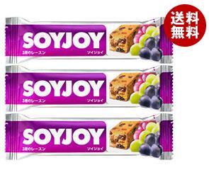 【送料無料】 大塚製薬 SOYJOY(ソイジョイ) 3種のレーズン 30g×48本入 ※北海道・沖縄・離島は別途送料が必要。