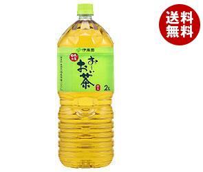 【送料無料】 伊藤園 お~いお茶 緑茶 2Lペットボトル×6本入 ※北海道・沖縄・離島は別途送料が必要。