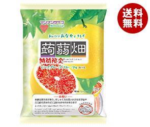 【送料無料】 マンナンライフ 蒟蒻畑 ピンクグレープフルーツ味 25g×12個×12袋入 ※北海道・沖縄・離島は別途送料が必要。