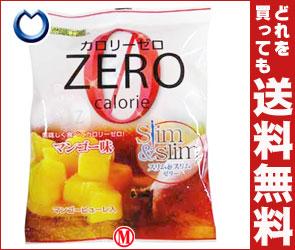 【送料無料】 富士正食品 スリム&スリムゼリー カロリーゼロ マンゴー味 22g×8個×20袋入
