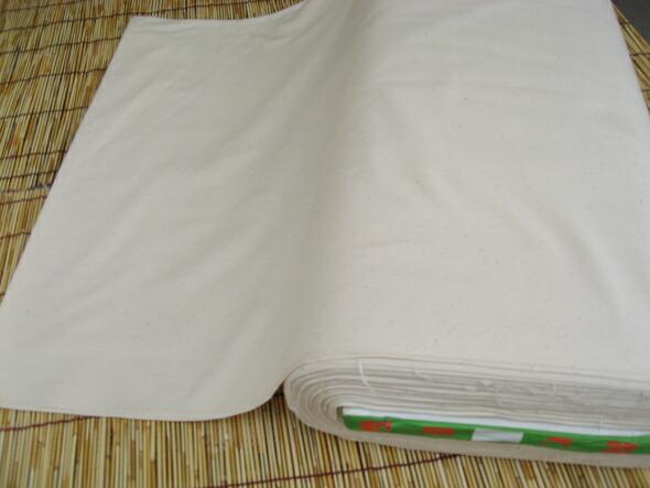 天竺木綿 キナリ生地 三巾