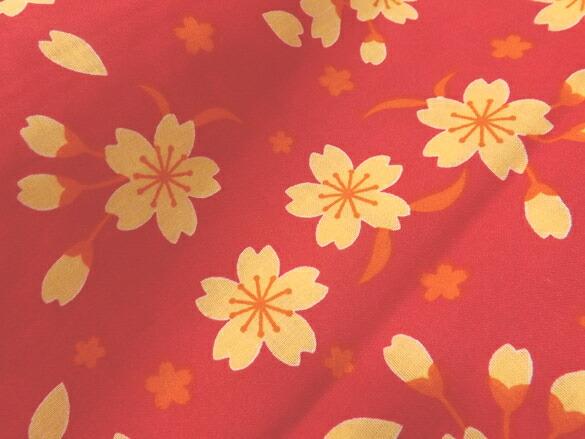 業務用 中国製 カラー仕立浴衣 小花ちらし