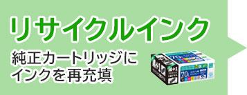 リサイクルインク