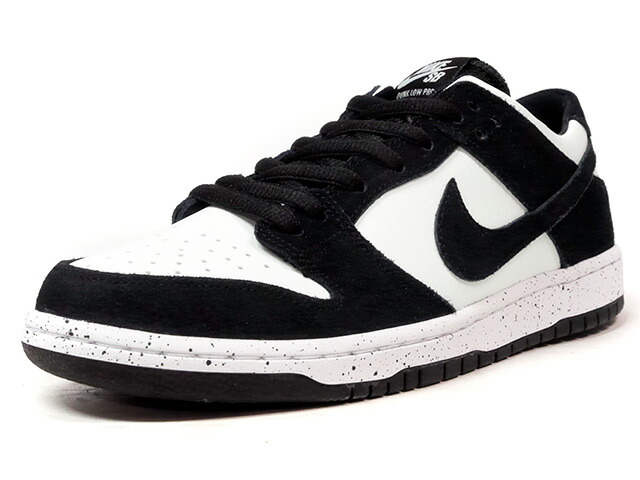 "NIKE ZOOM DUNK LOW PRO ""BARELY GREEN"" ""LIMITED EDITION for NIKE SB""  BLK/L.GRN/WHT (854866-003)"