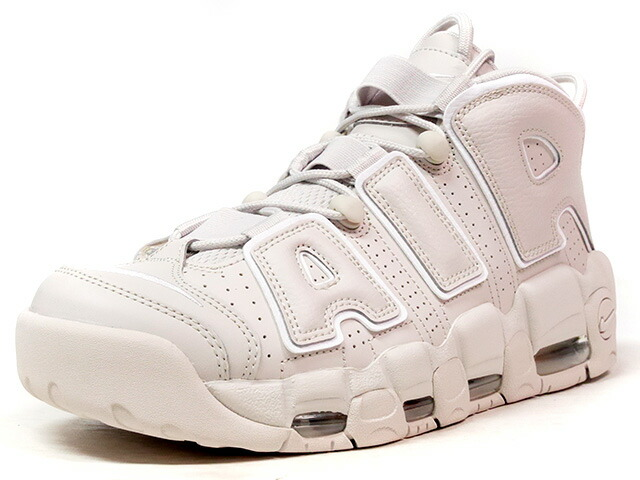 "NIKE AIR MORE UPTEMPO '96 ""LIMITED EDITION for NONFUTURE""  BGE/WHT (921948-001)"