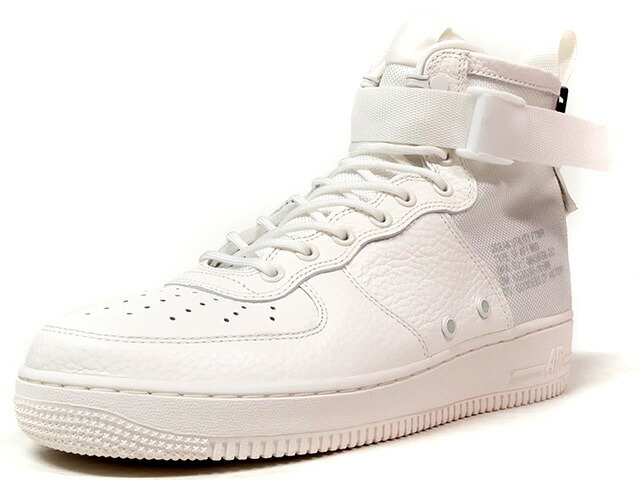 "NIKE SF AF 1 MID ""LIMITED EDITION for NONFUTURE""  WHT/WHT (AA6655-100)"