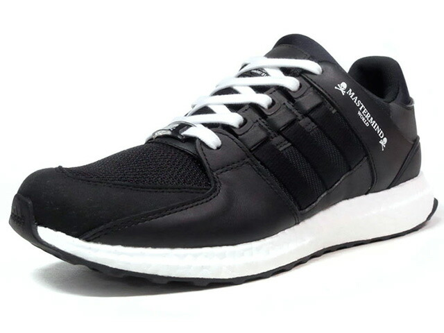 "adidas EQT SUPPORT ULTRA MMW ""MASTERMIND WORLD"" ""LIMITED EDITION for CONSORTIUM""  BLK/WHT (CQ1826)"