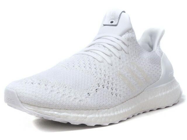 "adidas ULTRA BOOST S.E. ""A MA MANI?RE x INVINCIBLE"" ""Sneaker Exchange"" ""LIMITED EDITION for CONSORTIUM""  WHT/O.WHT (CM7880)"