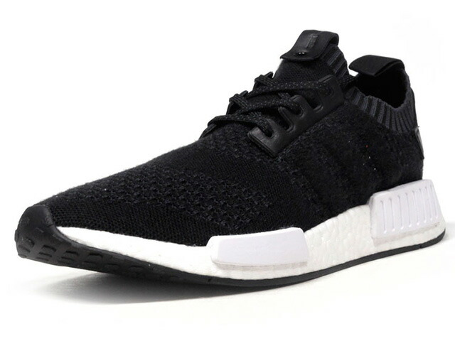 """adidas NMD R2 S.E. """"A MA MANI?RE x INVINCIBLE"""" """"Sneaker Exchange"""" """"LIMITED EDITION for CONSORTIUM""""  BLK/GRY/WHT (CM7879)"""