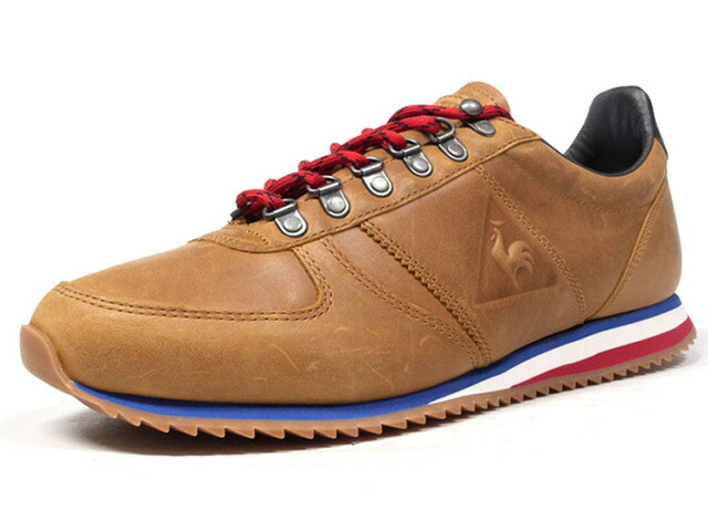"le coq sportif TURBOSTYLE ""made in FRANCE"" ""OPINEL"" ""LIMITED EDITION for Le CLUB""  BRN/BLK/BLU/WHT/RED/GUM (1721243)"