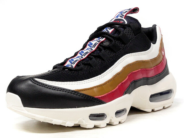 """NIKE AIR MAX 95 TT PRM """"PULL TAB PACK"""" """"LIMITED EDITION for NONFUTURE""""  BLK/O.WHT/BRN/RED (AJ4077-002)"""