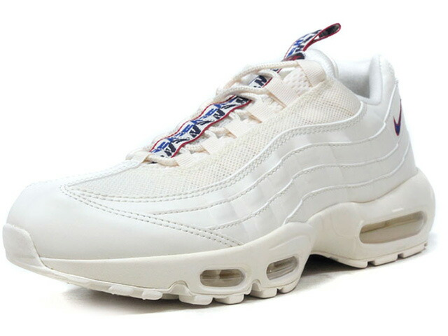 """NIKE AIR MAX 95 TT """"PULL TAB PACK"""" """"LIMITED EDITION for NONFUTURE""""  O.WHT/BLK/NVY/RED (AJ1844-101)"""