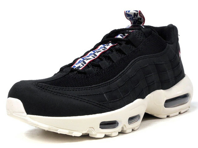 """NIKE AIR MAX 95 TT """"PULL TAB PACK"""" """"LIMITED EDITION for NONFUTURE""""  BLK/RED/NVY/O.WHT (AJ1844-002)"""