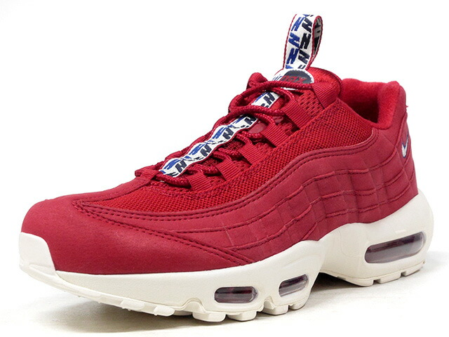 """NIKE AIR MAX 95 TT """"PULL TAB PACK"""" """"LIMITED EDITION for NONFUTURE""""  RED/BLK/NVY/O.WHT (AJ1844-600)"""