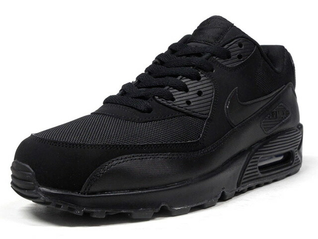 """NIKE AIR MAX 90 ESSENTIAL """"LIMITED EDITION for ICONS""""  BLK/BLK (537384-090)"""