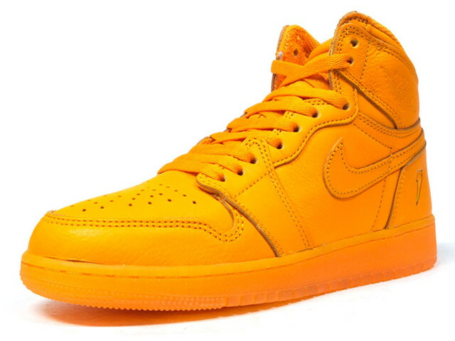 "NIKE AIR JORDAN 1 RETRO HIGH OG G8RD BG ""GATORADE"" ""MICHAEL JORDAN"" ""LIMITED EDITION for NONFUTURE""  ORG/ORG (AJ6000-880)"