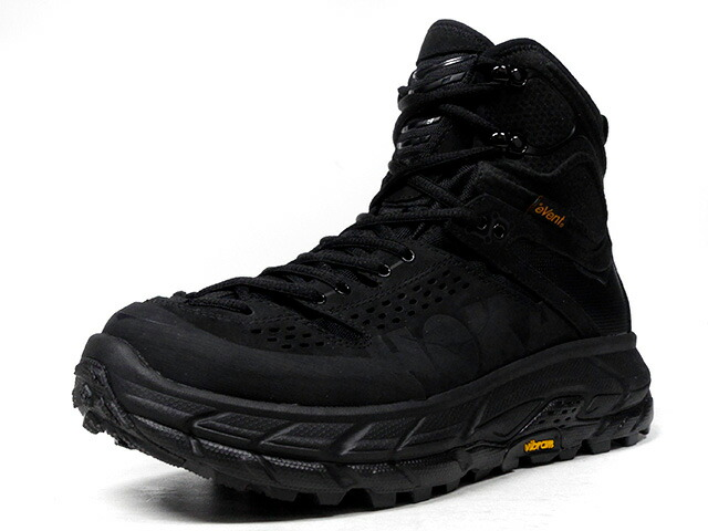 "HOKA ONE ONE TOR ULTRA HI WP ""LIMITED EDITION""  BLK/BLK (1008334BLK)"