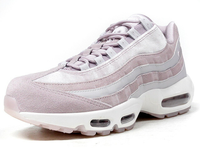 """NIKE (WMNS) AIR MAX 95 LX """"CLOUD PLUSH"""" """"LIMITED EDITION for ICONS""""  PNK/L.GRY/NAT (AA1103-600)"""