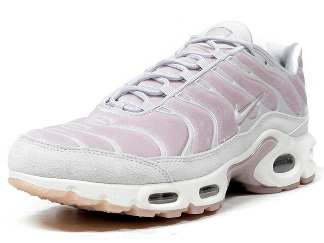 """NIKE (WMNS) AIR MAX PLUS LX """"CLOUD PLUSH"""" """"LIMITED EDITION for ICONS""""  PNK/L.GRY/NAT (AH6788-600)"""