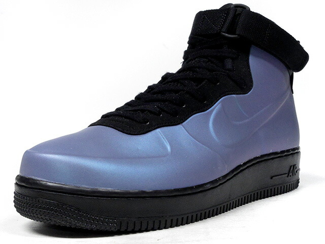 "NIKE AIR FORCE 1 FOAMPOSITE CUP ""LIMITED EDITION for NONFUTURE""  MET/BLK (AH6771-002)"
