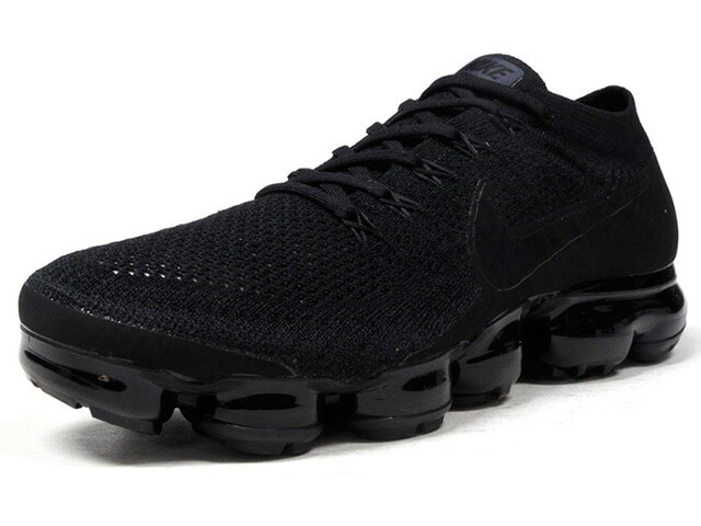 "NIKE AIR VAPORMAX FLYKNIT ""TRIPLE BLACK"" ""LIMITED EDITION for RUNNING""  BLK/BLK (849558-011)"