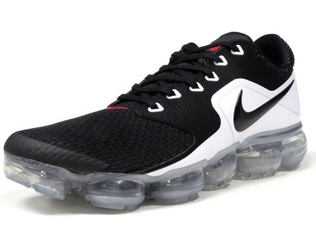 "NIKE AIR VAPORMAX ""LIMITED EDITION for RUNNING""  BLK/WHT/RED/CLEAR (AH9046-003)"