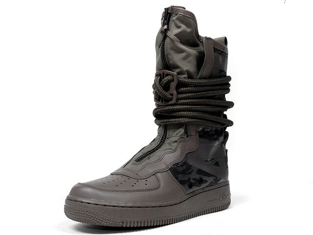 "NIKE SF AF 1 HI ""LIMITED EDITION for ICONS""  BRN/C.GRY (AA1128-203)"