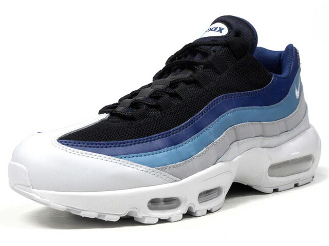 "NIKE AIR MAX 95 ESSENTIAL ""LIMITED EDITION for ICONS""  GRY/BLK/NVY/SAX (749766-026)"