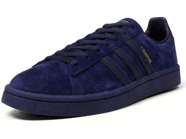 "adidas CAMPUS ""CHALES・F・STEAD"" ""LIMITED EDITION""  NVY/GLD (CQ2045)"