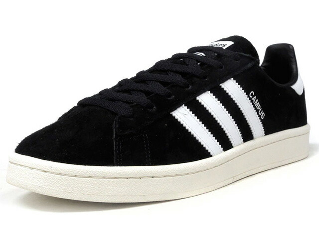 "adidas CAMPUS ""LIMITED EDITION""  BLK/WHT (BZ0084)"