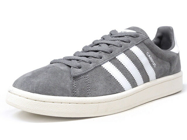 "adidas CAMPUS ""LIMITED EDITION""  GRY/WHT (BZ0085)"