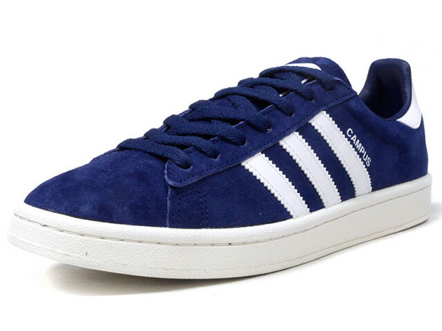 "adidas CAMPUS ""LIMITED EDITION""  NVY/WHT (BZ0086)"