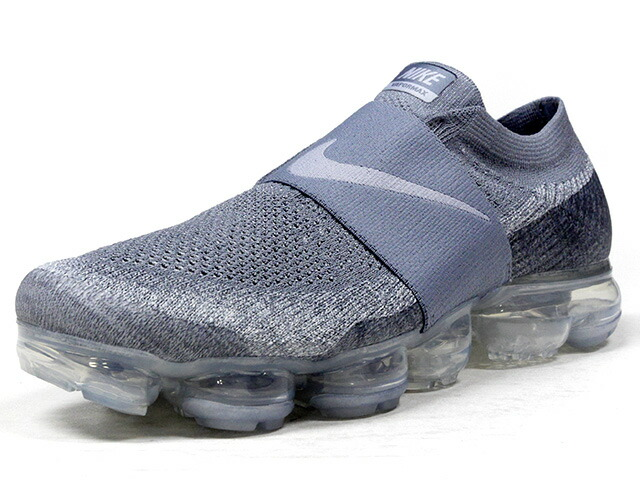 "NIKE AIR VAPORMAX FLYKNIT MOC ""COOL GREY"" ""LIMITED EDITION for RUNNING FLYKNIT""  GRY/CLEAR (AH3397-006)"