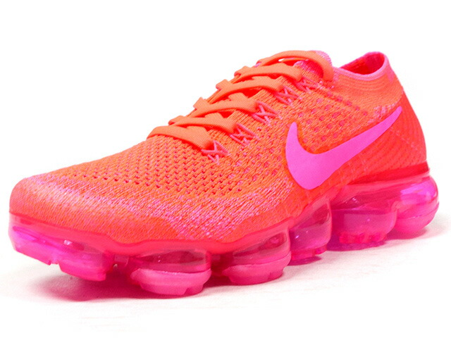 "NIKE (WMNS) AIR VAPORMAX FLYKNIT ""HYPER PUNCH"" ""LIMITED EDITION for RUNNING FLYKNIT""  PNK/PNK (849557-604)"
