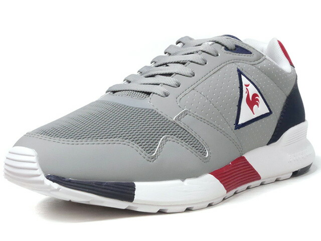 le coq sportif OMEGA X SPORT  GRY/NVY/RED/WHT (1810159)