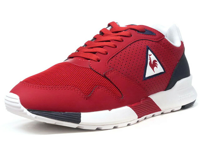 le coq sportif OMEGA X SPORT  RED/NVY/WHT (1810160)