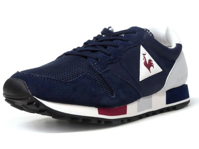 le coq sportif OMEGA NYLON  NVY/GRY/BGD/WHT (1810187)