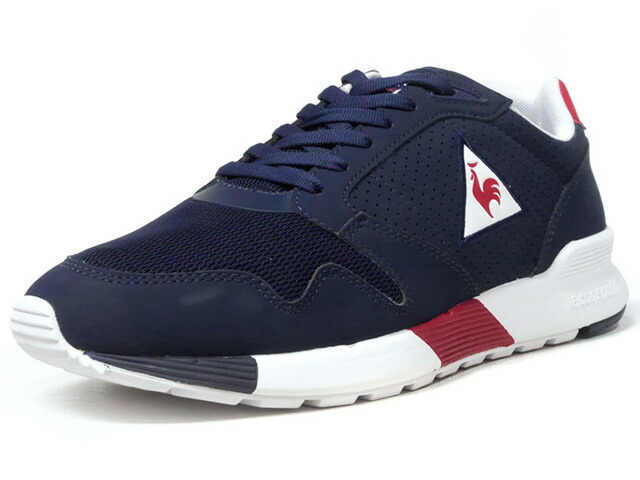 le coq sportif OMEGA X SPORT  NVY/RED/WHT (1810688)