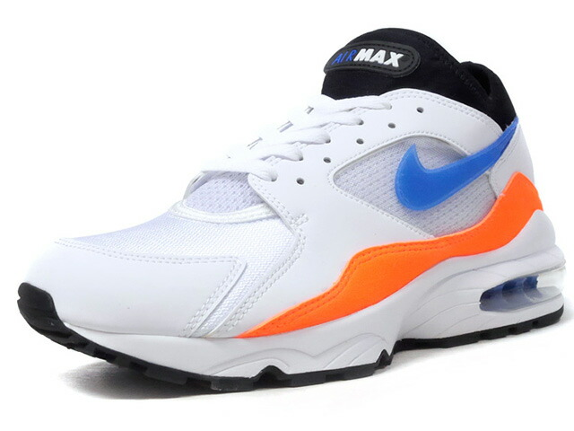 "NIKE AIR MAX 93 ""NEBULA BLUE"" ""LIMITED EDITION for NSW""  WHT/BLK/SAX/ORG (306551-104)"