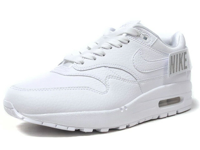 "NIKE (WMNS) AIR MAX 1-100 ""LIMITED EDITION for NONFUTURE""  WHT/WHT (AQ7826-100)"