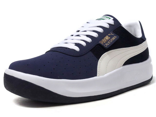 "Puma CALIFORNIA VTG ""LIMITED EDITION for PRIME""  NVY/O.WHT/WHT (362434-01)"