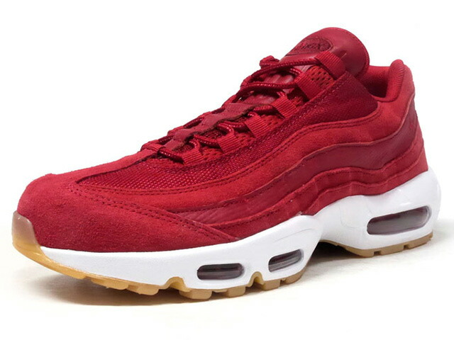 "NIKE AIR MAX 95 PRM ""LIMITED EDITION for NSW""  RED/WHT/GUM (538416-602)"