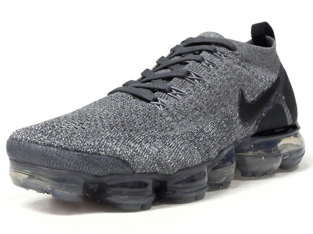 "NIKE AIR VAPORMAX FLYKNIT 2 ""LIMITED EDITION for RUNNING FLYKNIT""  GRY/BLK/CLEAR (942842-002)"