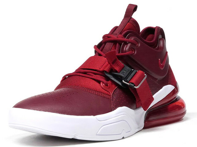 "NIKE AIR FORCE 270 ""LIMITED EDITION for NSW""  RED/WHT/BLK (AH6772-600)"