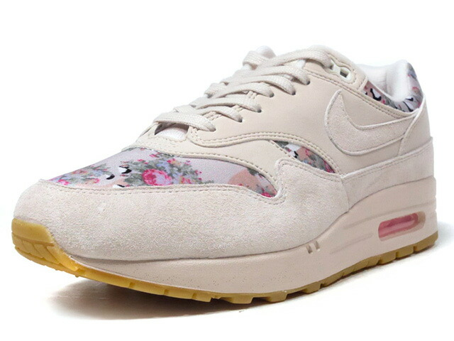 "NIKE (WMNS) AIR MAX 1 ""FLORAL CAMO"" ""LIMITED EDITION for NONFUTURE""  BGE/FLOWER/GUM (AQ6378-001)"